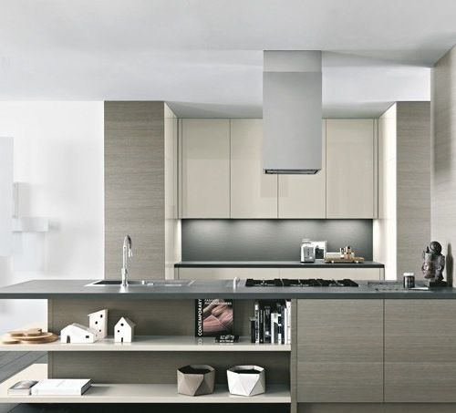17 Best images about Kitchens on Pinterest   Island bench, Modern ...