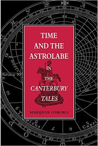 Time and the Astrolabe in the Canterbury Tales (Series for Science and Culture)