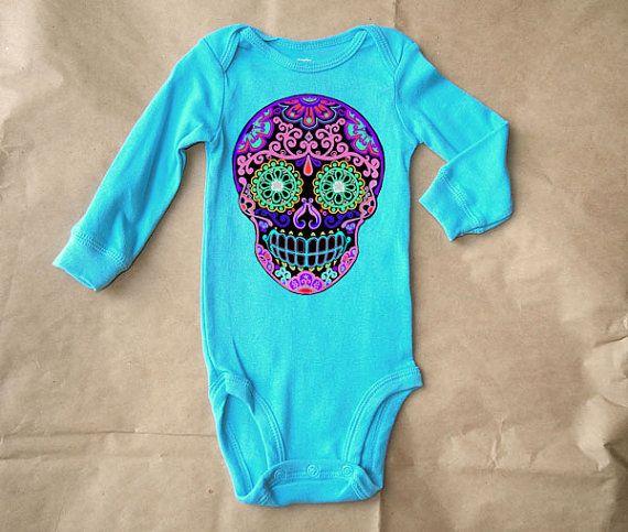 Skull Baby Clothes Canada