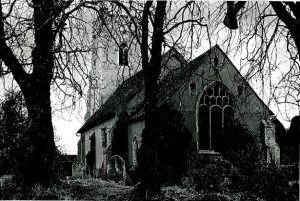 Igrejas assombradas