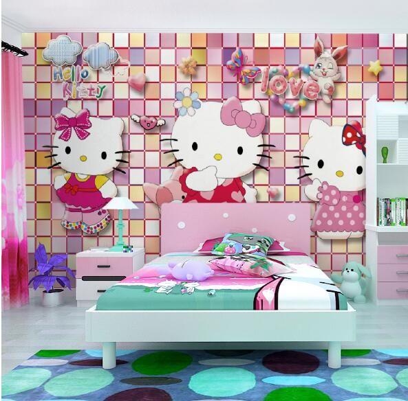 21 best Carton Mural for Kids Bedroom images on Pinterest | Kids ...