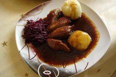 Gänsebrust mit Orangensoße - Rezept mit Bild - kochbar.de