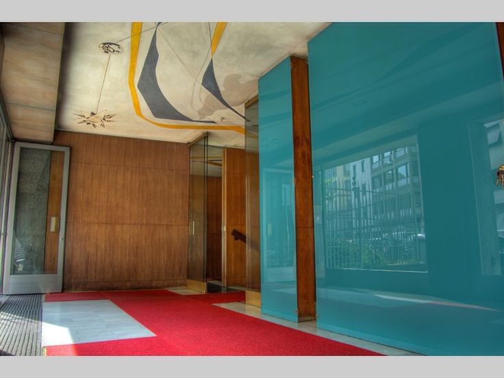 milanoarchitettura:  Casa del Cedro  1951 - 1957 /Giulio Minoletti Via…