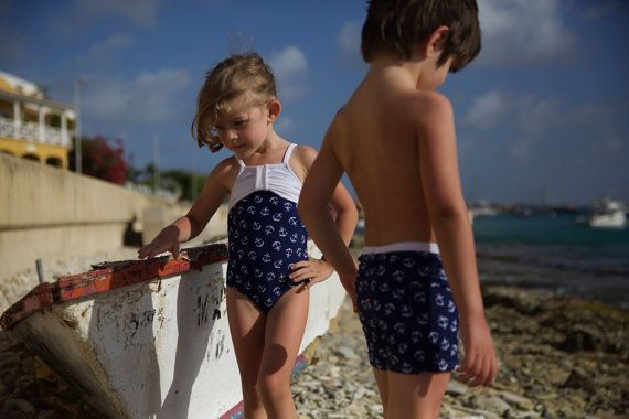OH BUOY: Boys swim shorts