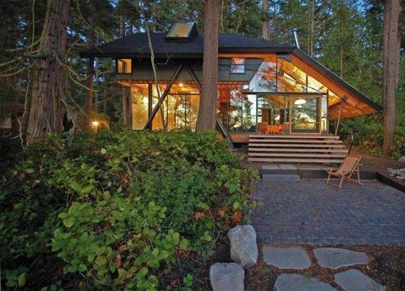 Sneeoosh Cabin par Zeroplus Architects - Journal du Design