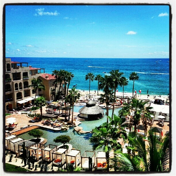 Hotel View from ME cabo    Photo by fayeleighton