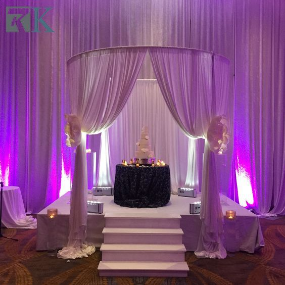 Diy Drapes For Wedding: Best 25+ Pipe And Drape Ideas On Pinterest