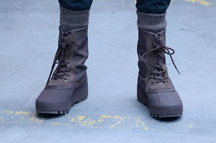 kayne west yeezy boot - Google Search
