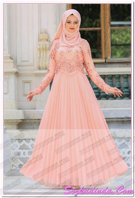 71e68c8b76f40 Ucuz Tesettür Elbise Modelleri ve Fiyatları | Kadin, Moda, Sağlık, Örgü,  Hobi
