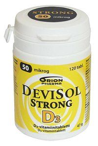 DEVISOL STRONG D3 - Orion - Finland