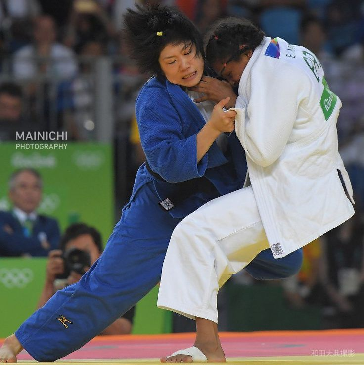リオ五輪第3日。柔道女子52キロ級は3大会連続出場の中村美里が、北京に次いで2つ目の銅メダルを獲得しました。#リオ2016 #リオ五輪 #柔道