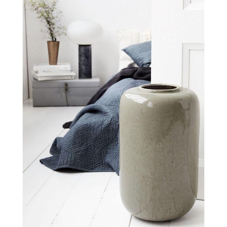 Váza JADE szürke - 29x50