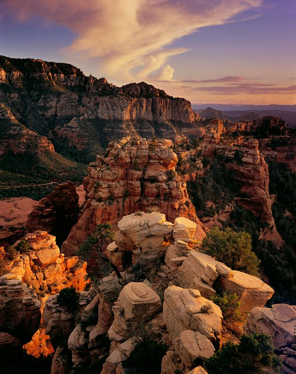 Sedona, Arizona, We Stayed At The Enchantment Resort. The