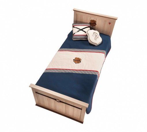 Royal Ágytakaró #gyerekbútor #bútor #desing #ifjúságibútor #cilekmagyarország #dekoráció #lakberendezés #termék #ágy #gyerekágy #royal #lovas #ló #horse #ágytakaró