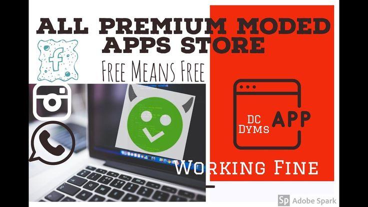 Mod app store apk info