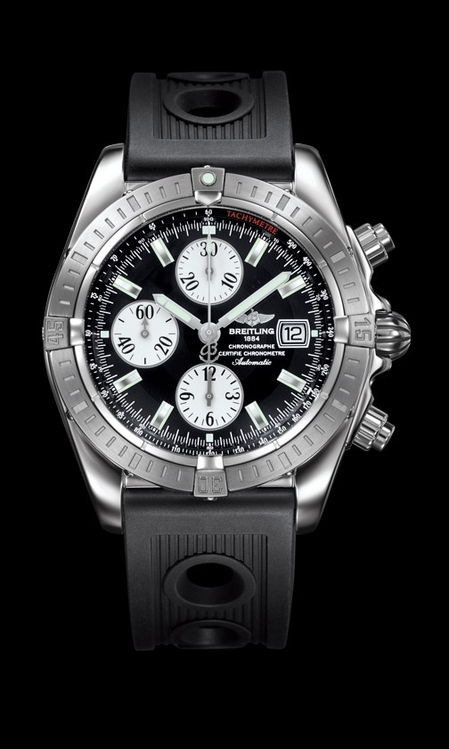 My great watch... the immortal Chronomat, by Breitling!