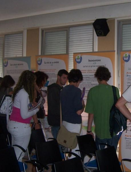 Un partenariat mutuellement enrichissant entre la formation professionnelle et l'équipe du Sage Haute Vallée de l'Aude. Le lycée Charlemagne à Carcassonne et  le SAGE HVA travaillent ensemble. Dans le cadre de leur programme, les étudiants de « ...