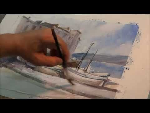 A short video about Fabio Cembranelli Painting Holiday in Spain, next June, 2012.