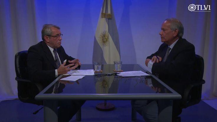 Contracara N°01 - Soaje Pinto charlando con SALBUCHI: ¡¡UNA GRAN ARGENTI...