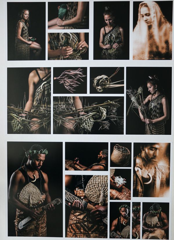 Top Art Exhibition - Photography » NZQA 2015 Joshua Ropate Kurene, Hagley Community College Board 1 ...shedding light on their continually evolving culture. I soon realised that I may have bitten off more than I could chew and decided to narrow my range in terms of cultural representation, settling on how various forms of Cultural Assimilation affect traditions and customs within Indigenous Polynesia.