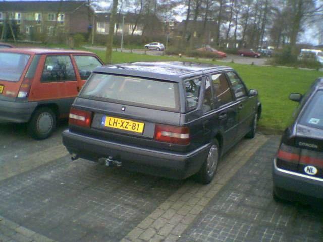 Volvo 440 Break