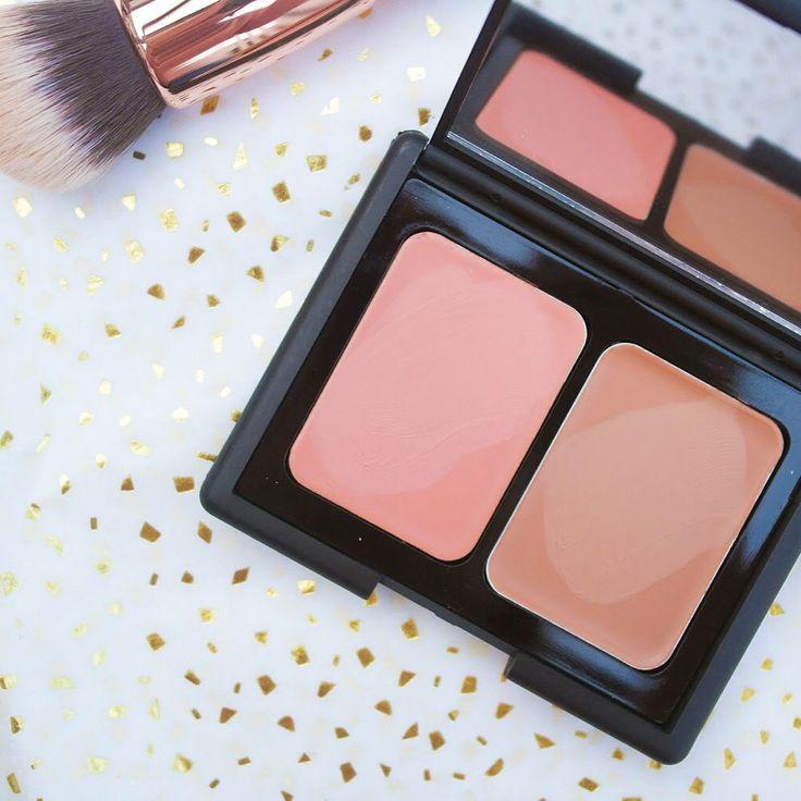 Dreaming Pretty ELF Cosmetics cream blush/bronze