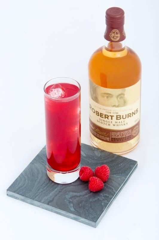 Burns Night Cocktails! | Isle of Arran