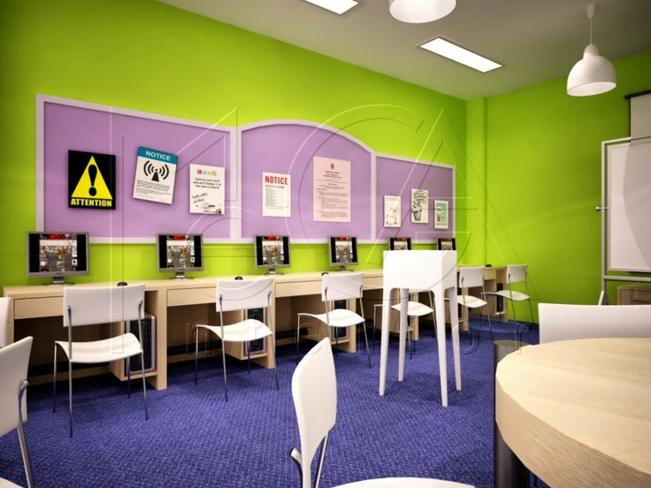 School Library Design Google Search New Library