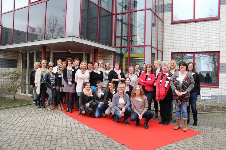 Alle vrouwen in de afbouw, die onze speciale NOA Ladies Only bijeenkomst bij NOA in Veenendaal bezochten.