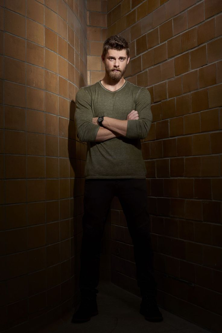 Blindspot -- Season 2 -- Luke Mitchell as Roman #blindspot #lukemitchell #roman