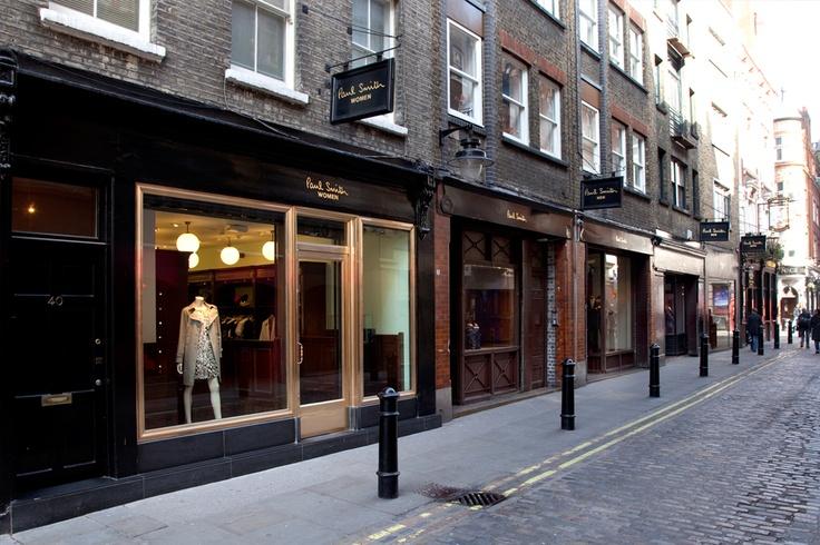 Paul Smith Floral Street
