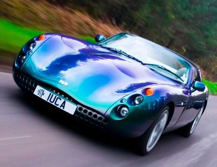 Charmant TVR Tuscan Also The Car From The Movie Swordfish. I Donu0027t Remember The