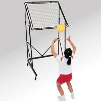 Volleyball Training Aids - maybe I can make w/pvc pipes and soccer training aid??