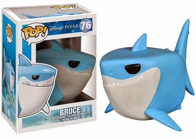 Pixar Brasil Blog: Toys | Procurando Nemo Pop Funko
