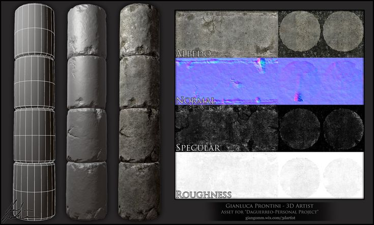 Daguerreo_Personal Project_W.I.P. - Polycount Forum