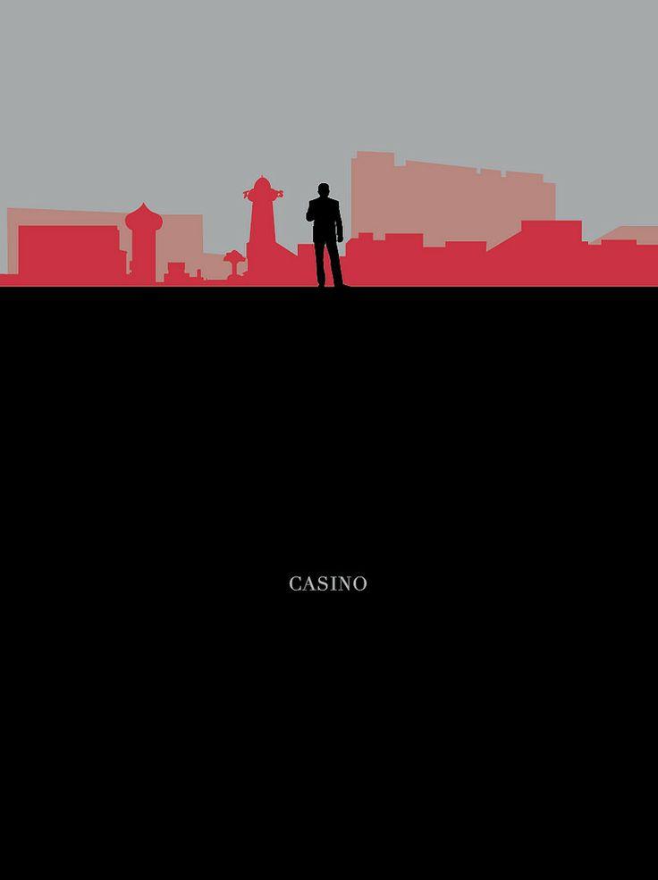 Casino Movie Poster - iambackuper