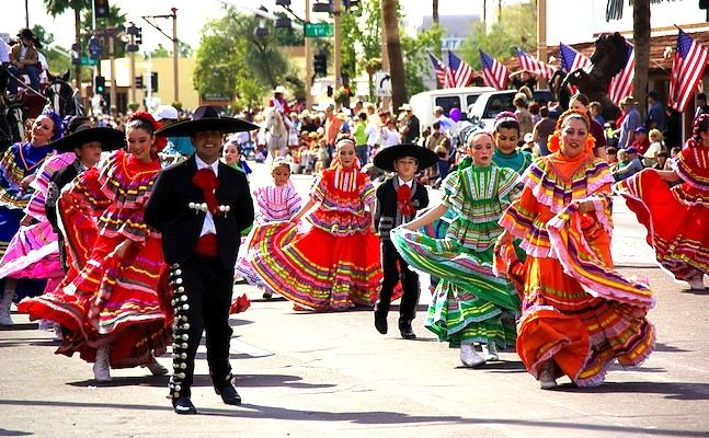Cinco De Mayo, is a huge Mexican celebration every year on ...