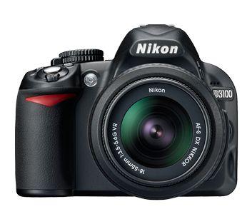 Nikon Netherlands - Digitale camera's - Spiegelreflex - Consument - D3100 - Digital Cameras, D-SLR, COOLPIX, NIKKOR Lenses