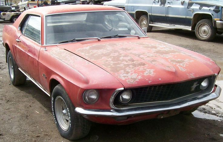 1969 Ford Mustang Hagerty Classic Car Price Guide
