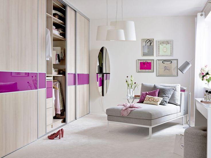 Besten Schlafzimmer Bilder Auf Pinterest Decken Blau Und - Einbauschranke schlafzimmer