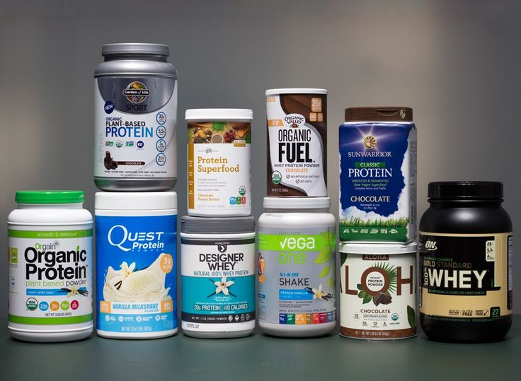 Protein isn't just for bodybuilders—both bikini competitors and 9-5'ers alike need it to sustain muscle mass, keep tummies satiated, and maintain healthy hair, skin, and teeth. But sometimes it's hard to get enough of this notorious macronutrient because, well, life happens. And that's where protein powders come in.