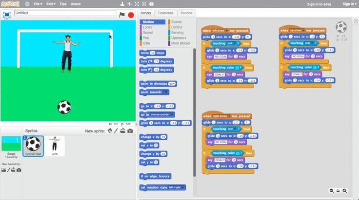 Les 27 meilleures images du tableau Scratch et programmation sur