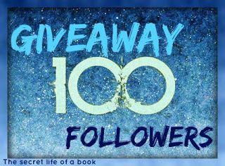 The secret life of a book: GIVEAWAY 100 FOLLOWERS (in ritardo, come sempre......