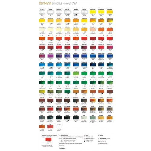 REMBRANDT COLORI AD OLIO 40 ML SCONTO -10%  #coloriadoliorembrandt #coloribellearti