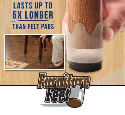 Furniture Feet....Finally!