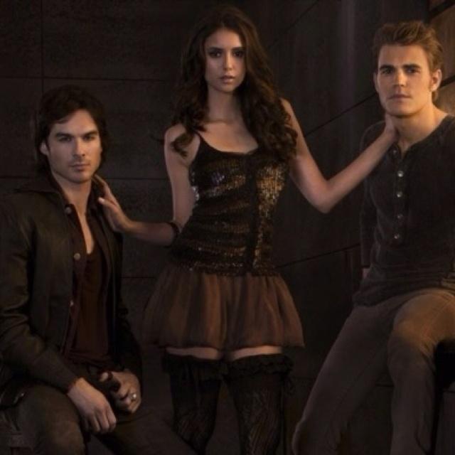 Love The Vampire Diaries!