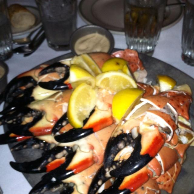 Joe's Stone Crab: Miami Beach