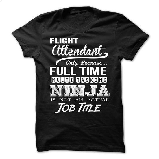 Flight Attendant Perfect Xmas Gift - #teens #custom shirt. BUY NOW => https://www.sunfrog.com//Flight-Attendant-Perfect-Xmas-Gift.html?60505