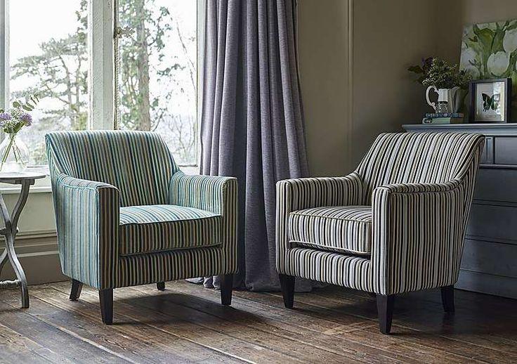Baxter Fabric Armchair, Sale £299