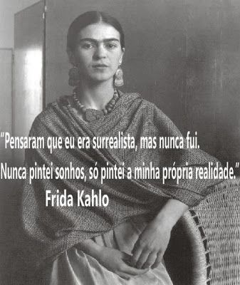 LOVE STORIES: Frases de Famosos - Frida Kahlo